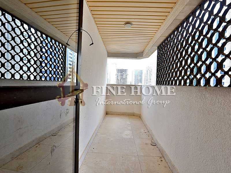 2 Lowest Rent   Spacious 2 BR with Balcony