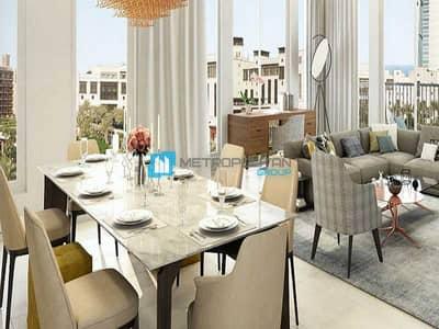 شقة 2 غرفة نوم للبيع في أم سقیم، دبي - Sea and Madinat View   Modern Interior   Resale