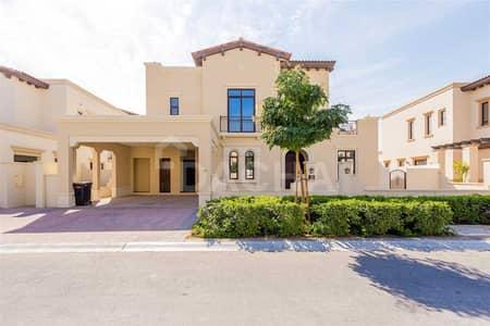 6 Bedroom Villa for Sale in Arabian Ranches 2, Dubai - Type 4 I Single Row I Pool View I Large Plot