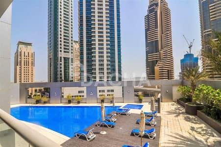 1 Bedroom Flat for Rent in Dubai Marina, Dubai - 3 Balconies / Walk in Shower / Chiller Free
