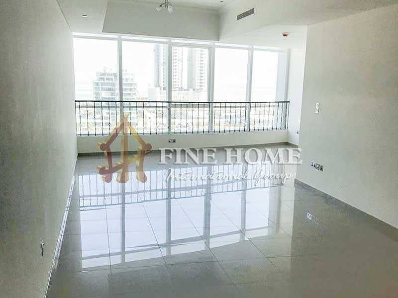 2 Largest Studio Apartment with Sea & Pool View