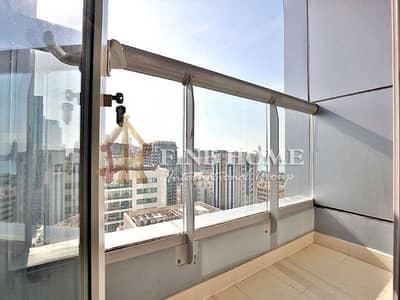 1 Bedroom Flat for Rent in Al Khalidiyah, Abu Dhabi - 0 Commission | Iconic 1BR w/ Maids Rm + Balcony