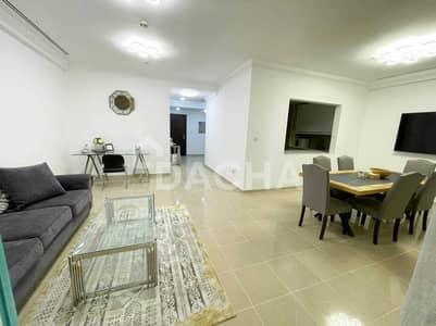 فلیٹ 2 غرفة نوم للبيع في دبي مارينا، دبي - Spacious / Sea View / Exclusive