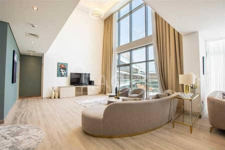 بنتهاوس 4 غرف نوم للبيع في نخلة جميرا، دبي - 4 Bedroom Duplex Penthouse / Vacant & NEW!
