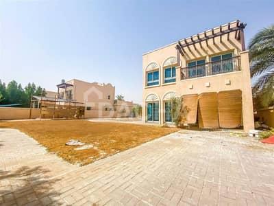 2 Bedroom Villa for Rent in Jumeirah Village Triangle (JVT), Dubai - HUGE PLOT! / Vacant 2Br + M / Near Park