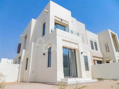 3 Bedroom Townhouse for Sale in Reem, Dubai - Exclusive Type H / Pool & Park / End Unit