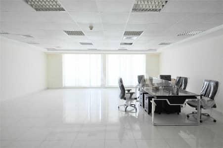 مکتب  للايجار في أبراج بحيرات الجميرا، دبي - Fully fitted office / Chiller free / Open plan