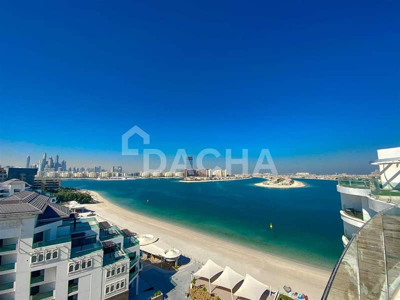 Iconic view/ Private swimming pool/ Brand new
