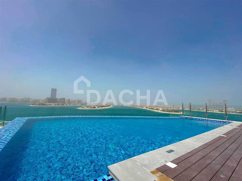 2 Iconic view/ Private swimming pool/ Brand new