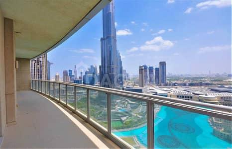 بنتهاوس 3 غرف نوم للبيع في وسط مدينة دبي، دبي - Amazing Penthouse / Best Full Fountain View