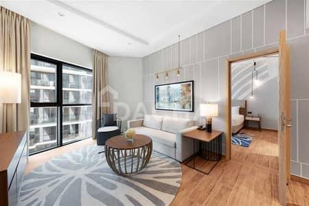 فلیٹ 3 غرف نوم للايجار في نخلة جميرا، دبي - New Building / Serviced Apt / West Beach
