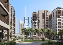 شقة في صيف مرسى خور دبي ذا لاجونز 1 غرف 865000 درهم - 5053448