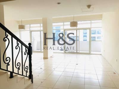 3 Bedroom Apartment for Sale in Dubai Sports City, Dubai - Pool View I Spacious 3 Beds Duplex I Royal Residence