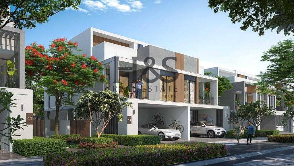 Post Handover Payment I Semi- Detached Style Villa I Tilal Al Ghaf