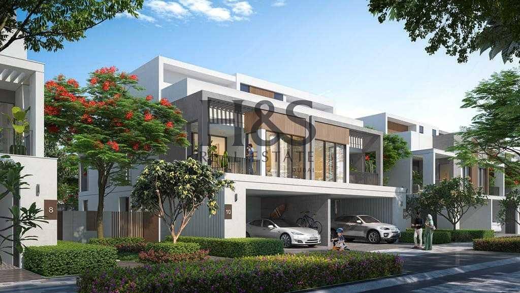 10 Post Handover Payment I Semi- Detached Style Villa I Tilal Al Ghaf
