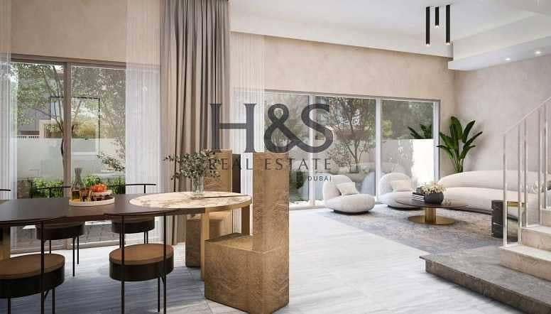 2 Modern Design TH  With Flexible  Payment Plan @Sevilla