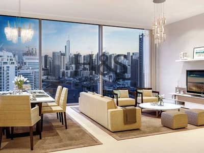 شقة 2 غرفة نوم للبيع في دبي مارينا، دبي - Resale Unit | Brand New 2 Beds Apt | High Floor