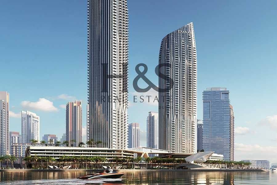 10 Stunning Sea View  | Resale Unit | Ready Soon