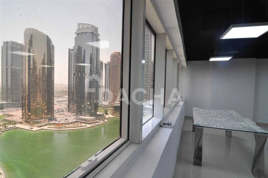 10 Fully Fitted office / Open Plan / Lake view