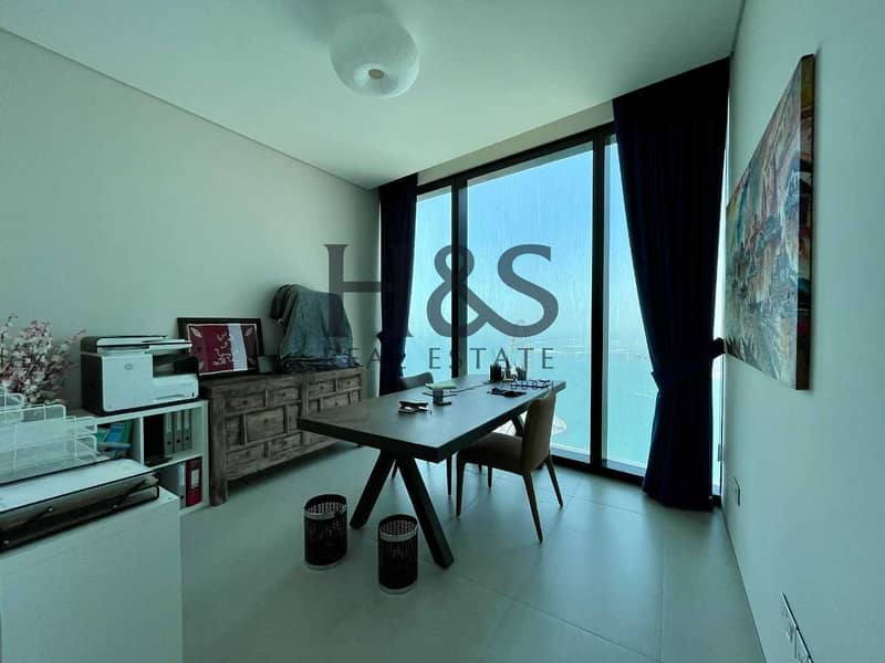 2 Full Sea View   Fully Furnished Apt   High Floor