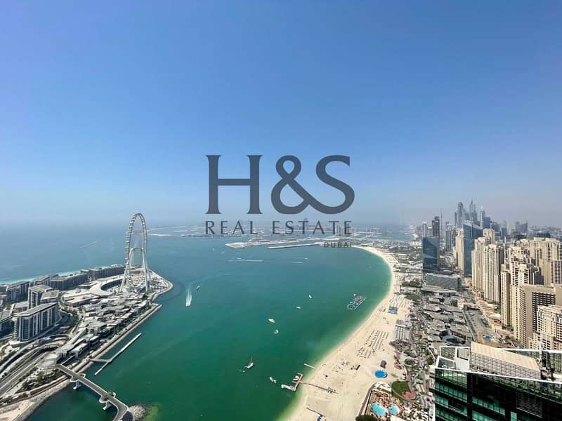 14 Full Sea View   Fully Furnished Apt   High Floor