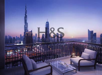 1 Bedroom Apartment for Sale in Downtown Dubai, Dubai - High Floor | Panaromic Views | Limited Time Deal