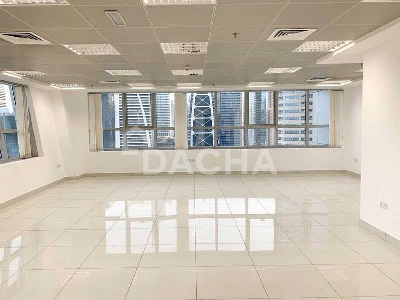 2 Fitted office / Chiller free / Open plan
