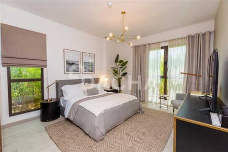 فلیٹ 1 غرفة نوم للبيع في أم سقیم، دبي - August Handover / Large Terrace / Genuine Unit