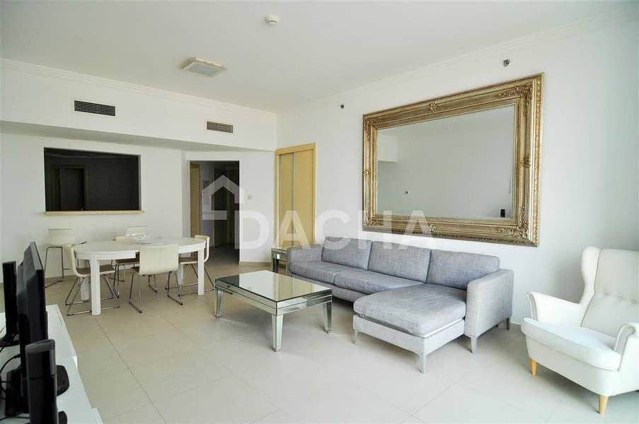 Spacious 2BR + Maid / Marina View / Perfect Condition