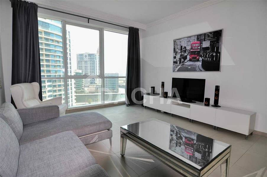 2 Spacious 2BR + Maid / Marina View / Perfect Condition
