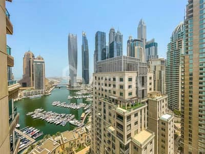 4 Bedroom Penthouse for Rent in Dubai Marina, Dubai - Penthouse / Available from July / Must see!
