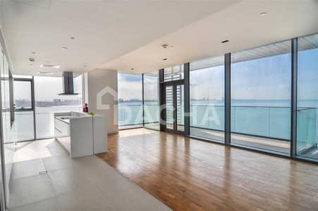 شقة 4 غرف نوم للبيع في جزيرة بلوواترز، دبي - Luxury Living / 4 Br+Maids / Full Sea View