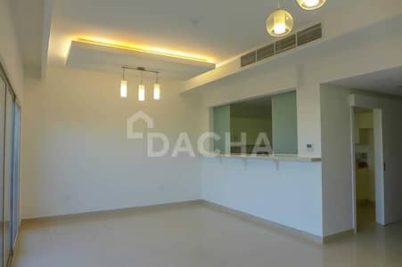 2 Bedroom Townhouse for Sale in Jumeirah Golf Estates, Dubai - Single Row / 2 bedrooms + maids