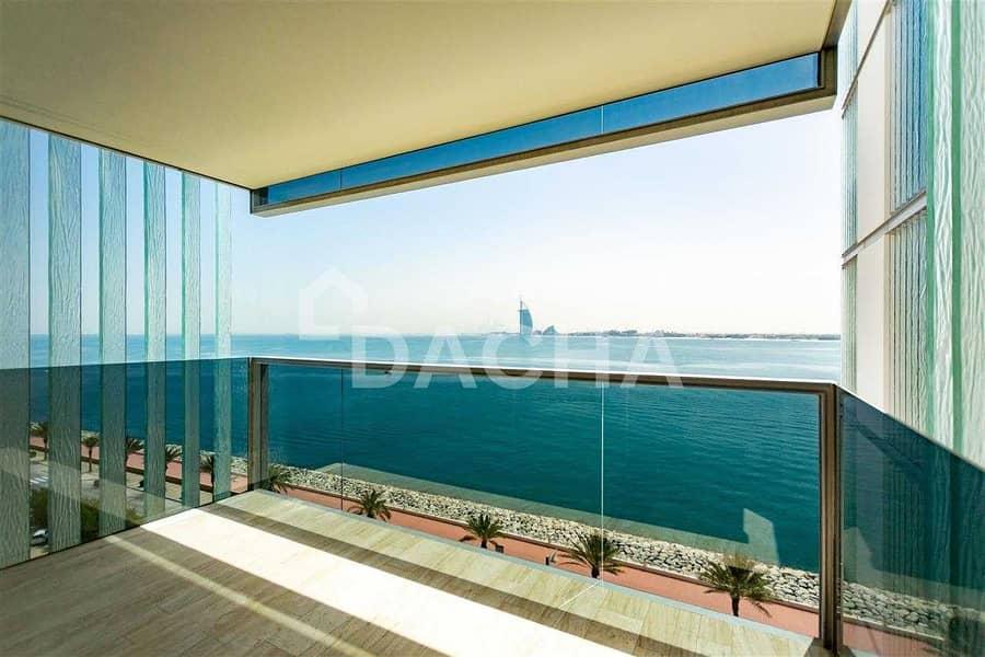 2 Breathtaking Sea Views / Largest Layout
