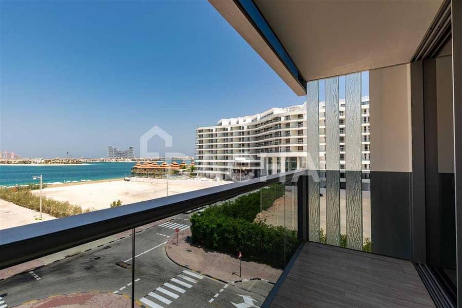 Breathtaking Sea Views Towards Burj Al Arab
