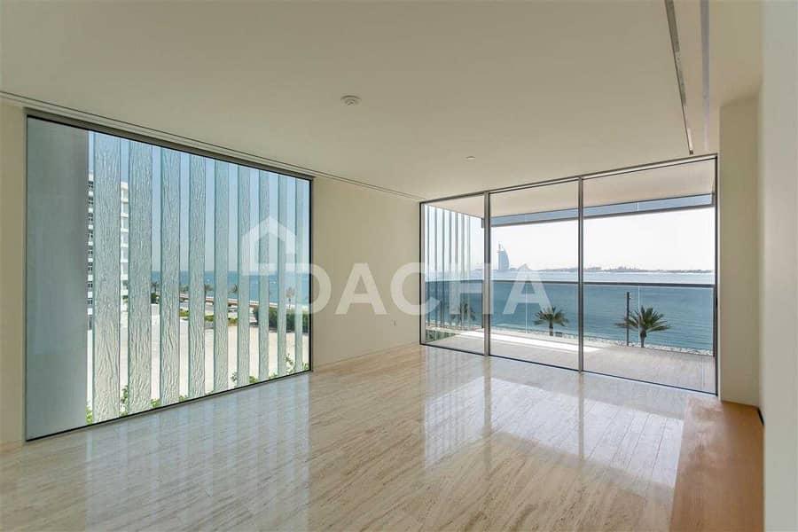 2 Breathtaking Sea Views Towards Burj Al Arab