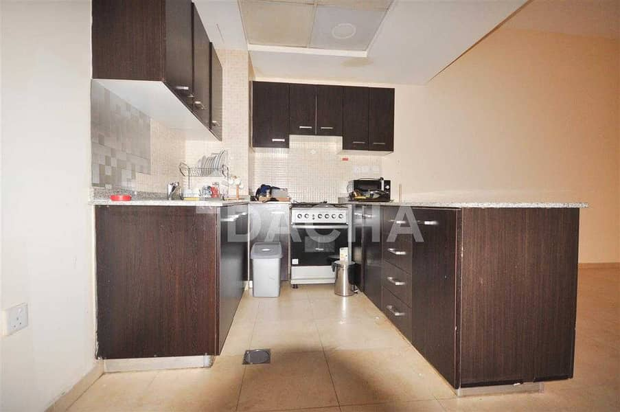 2 Exclusive 1BR / Vacant / Large Layout