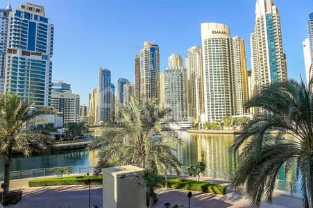 Shop for Rent in Dubai Marina, Dubai - Stunning Marina view / Vacant / 44 Parking Lots