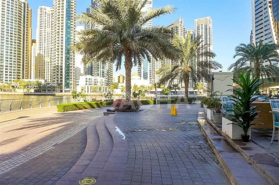 15 Stunning Marina view / Vacant / 44 Parking Lots