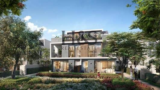 4 Bedroom Villa for Sale in Tilal Al Ghaf, Dubai - 60/40 Payment Plan  Rooftop Suite  Semi- Detached  Villa