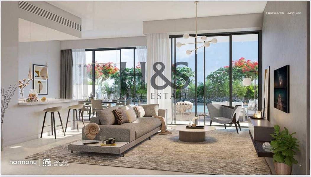 Rooftop Suite |Semi- Detached Style Villa |Flexible Payment Plan