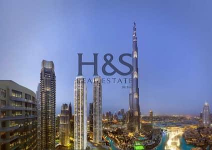 فلیٹ 4 غرف نوم للبيع في وسط مدينة دبي، دبي - Limited Offer I Luxury 4 Beds  W/ Full Fountain View