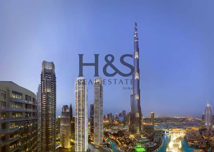 Luxurious Penthouse I Burj Khalifa View I Limited Offer