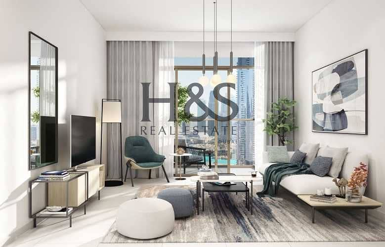 Luxurious 2 Beds I Outstanding Location   Burj Crown