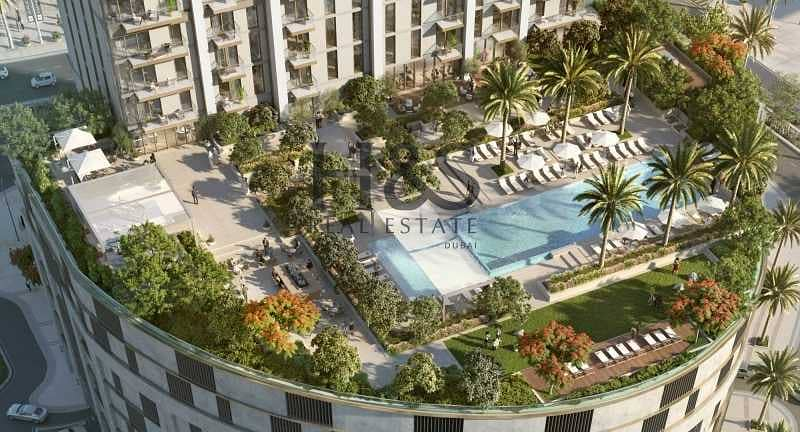 10 Luxurious 2 Beds I Outstanding Location   Burj Crown