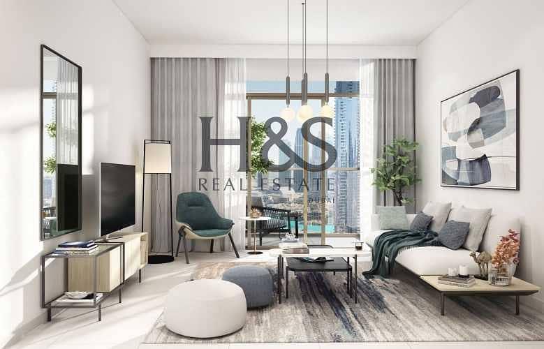 Elegant Cozy I Perfect Lifestyle | 2 Beds @ Burj Crown