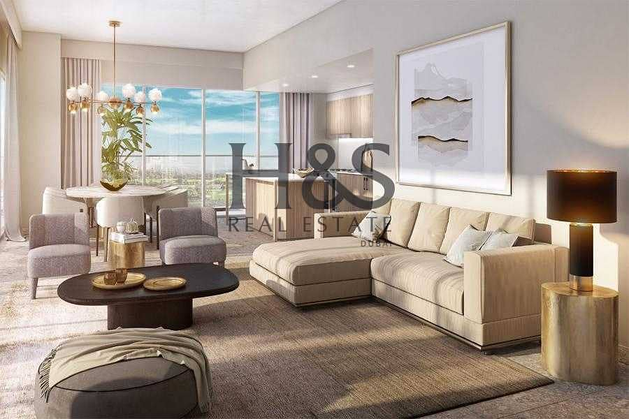 Stunning 2 Beds I Golf Course View I Ready Community