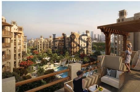 فلیٹ 1 غرفة نوم للبيع في أم سقیم، دبي - Overlooking Burj Al Arab I Luxury Living Apt I MJL