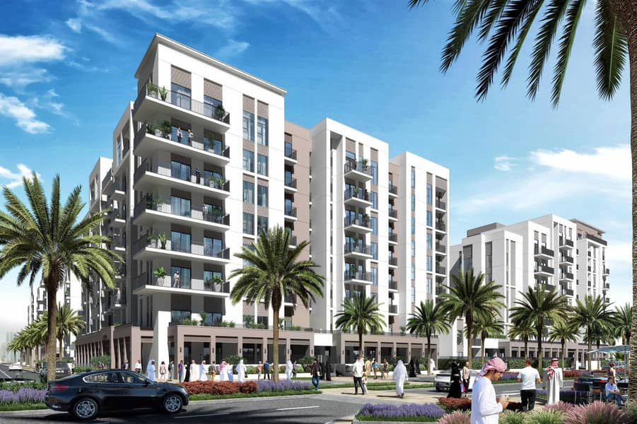 12 Waterfront Building   Invest in Downtown Sharjah   Great Investment  Resale Unit