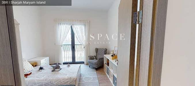 فلیٹ 1 غرفة نوم للبيع في التعاون، الشارقة - Best Price | Motivated Seller | Beach Front Community